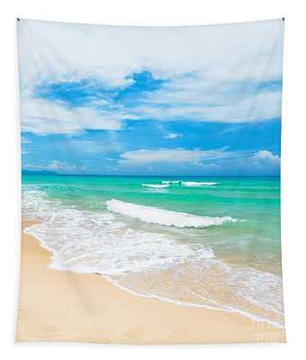 Beach Tapestry