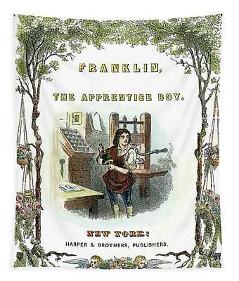 Benjamin Franklin Tapestry