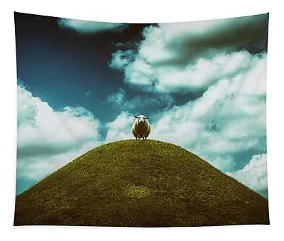 King Of The Hill Tapestry