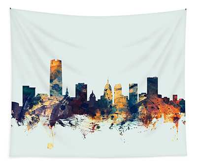 Oklahoma City Wall Tapestries