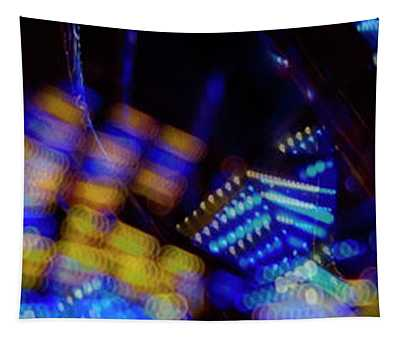 Singapore Night Urban City Light - Series - Your Singapore Tapestry