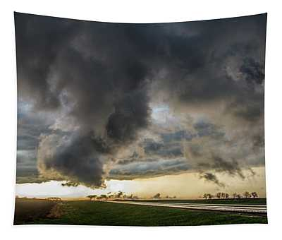 3rd Storm Chase Of 2018 051 Tapestry