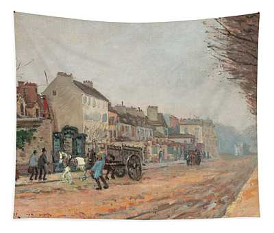 Boulevard Heloise, Argenteuil Tapestry
