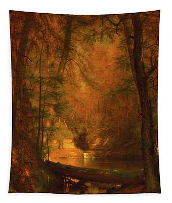 The Trout Pool Tapestry