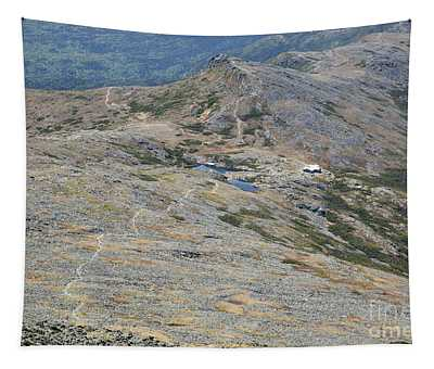 Appalachian Trail - White Mountains New Hampshire Usa Tapestry