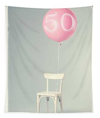 50th Birthday Tapestry