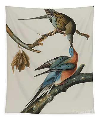 Passenger Pigeon Tapestry
