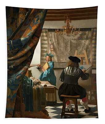 The Art Of Painting Tapestry