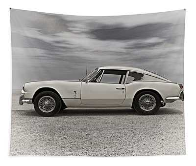'67 Triumph Gt6 Tapestry