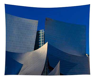 Walt Disney Concert Hall, Los Angeles Tapestry