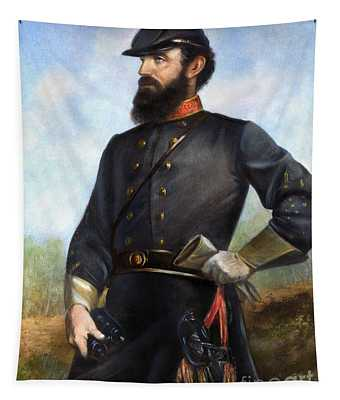 Stonewall Jackson Tapestry