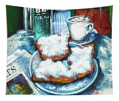 Designs Similar to A Beignet Morning