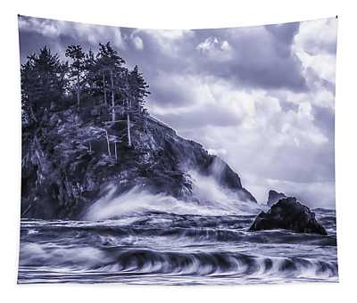A Blustery Day Tapestry