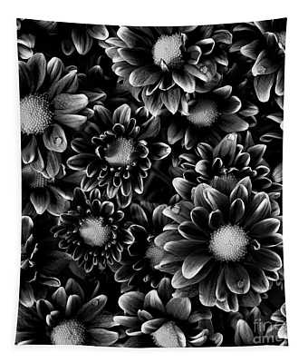 A Bouquet  Tapestry