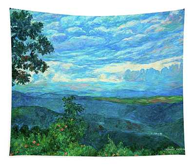 A Break In The Clouds Tapestry