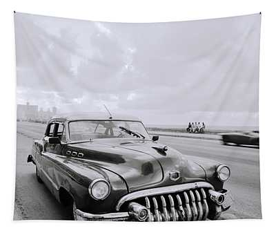 A Buick Car Tapestry