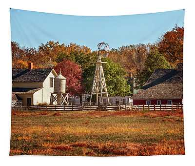 A Country Autumn Tapestry