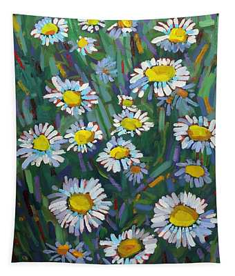 A Daisy A Day Tapestry