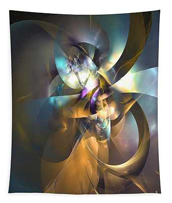 A Distant Melody Tapestry