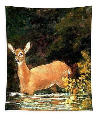 A Doe Tapestry