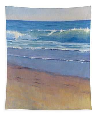 Gentle Wave / Crystal Cove Tapestry