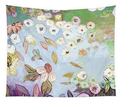 A Hidden Lagoon Tapestry