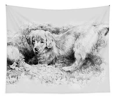 A Hiding Place Tapestry