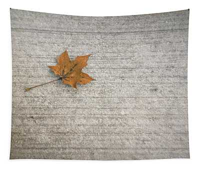 A Hint Of Autumn Tapestry