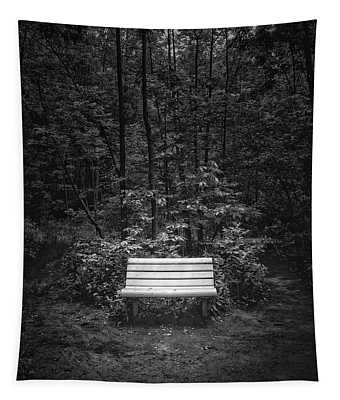 A Place To Sit Tapestry