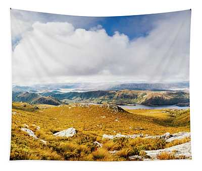 A Range Of Colours Tapestry
