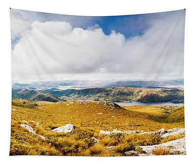 Upland Photographs Wall Tapestries