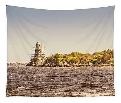 A Seashore Construction Tapestry
