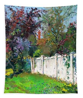 A Sunny Sunday Tapestry