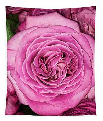 A Thousand Petals Tapestry