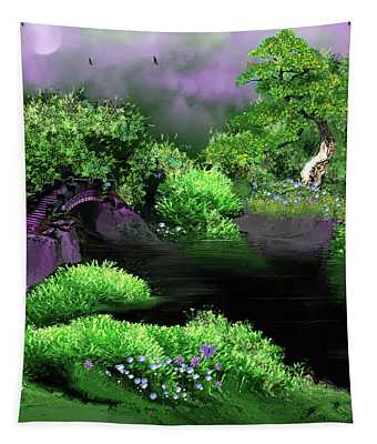 A Walk To Remember Tapestry