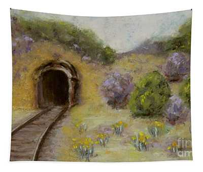 Abandoned Mine Tapestry