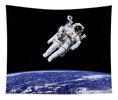 Above Earth Tapestry
