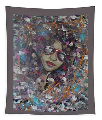 Abstract Beauty Tapestry