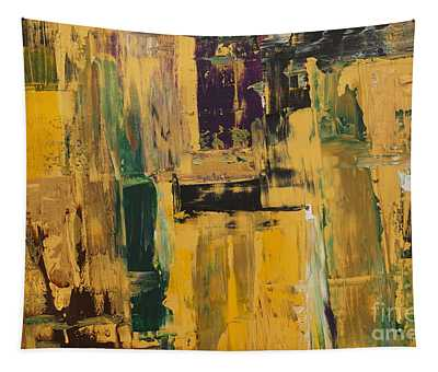 Abstract Mix Tapestry