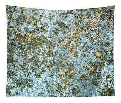 Abstract Rock Coral Reef Tapestry