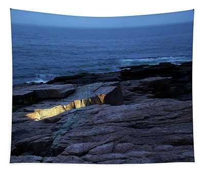Acadia Nocturnes Tapestry