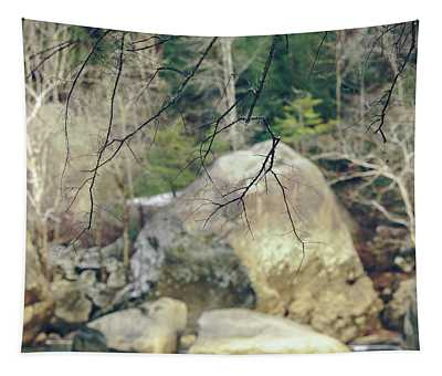Across From Eagle Falls Tapestry