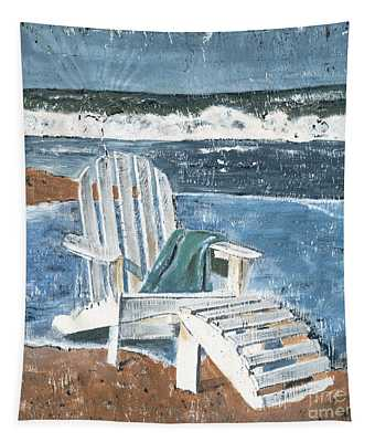 Adirondack Chair Tapestry