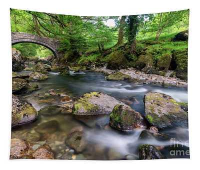 Afon Lledr Bridge Tapestry