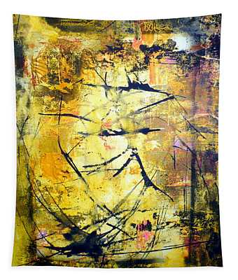Aforethought Abstract Tapestry
