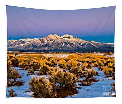 After The Storm Tapestry