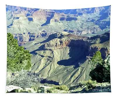 Afternoon View Grand Canyon Tapestry