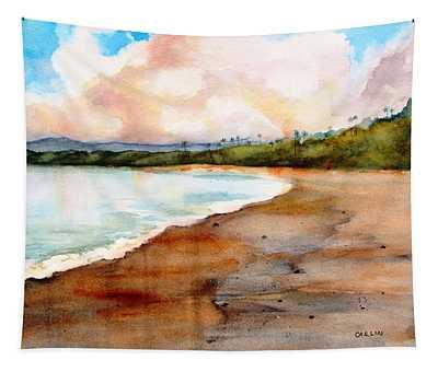 Aganoa Beach Savai'i Tapestry