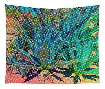 Agave Tapestry