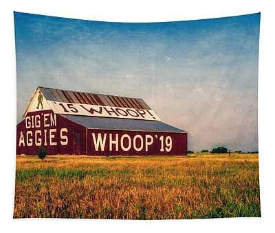 Aggie Barn 2015 Tapestry